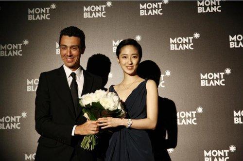 桂纶镁成为万宝龙中国区品牌大使