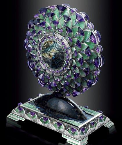 帕玛强尼珠宝雕琢及镶嵌工艺的华美杰作