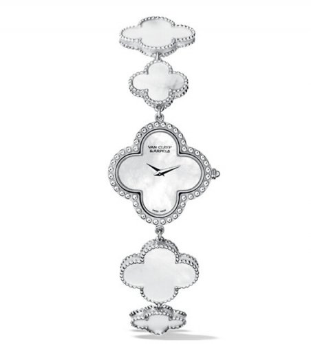 梵克雅宝意境饰品,手镯款手表装饰性玩物